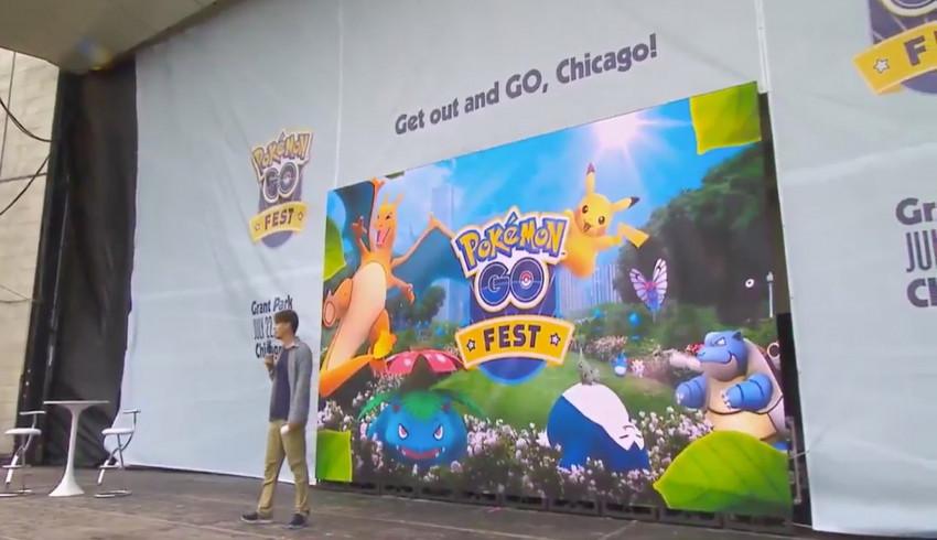 Pokemon Go Fest မှာ ဖြစ်ပွားခဲ့တဲ့ပြဿနာတွေရဲ့ အဓိကတရားခံဟာ Cellular Data လိုင်းကြပ်မှုကြောင့်ဟု Niantic CEO မှပြောကြား