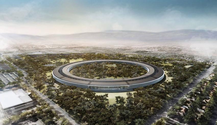 "Apple က သူတို့ရဲ့ ဒုတိယမြောက် Campus ကို ""Apple Park"" ဟု အမည်ပေး"
