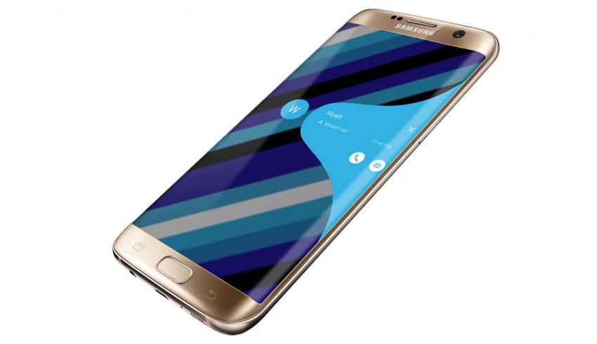 MWC 2017 ပွဲမှာ အကောင်းဆုံးစမတ်ဖုန်းဆုရရှိသွားခဲ့တဲ့ Samsung Galaxy S7 Edge