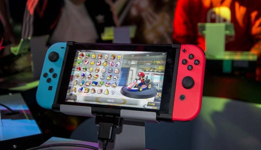 Nintendo ရဲ့သမိုင်းတစ်လျှောက်မှာရောင်းအားအကောင်းဆုံးဖြစ်နေတဲ့ Switch