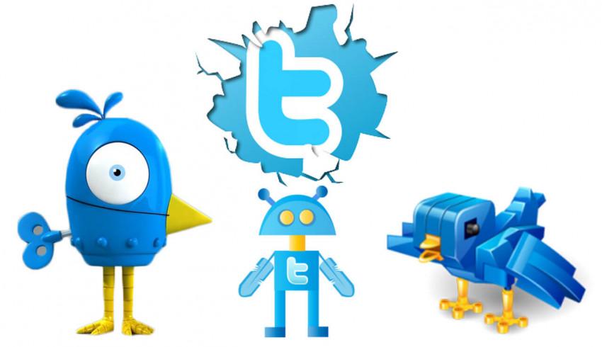 Twitter အသုံးပြုသူ ၄၈ သန်းကျော်ဟာ Bot တွေဖြစ်နေ