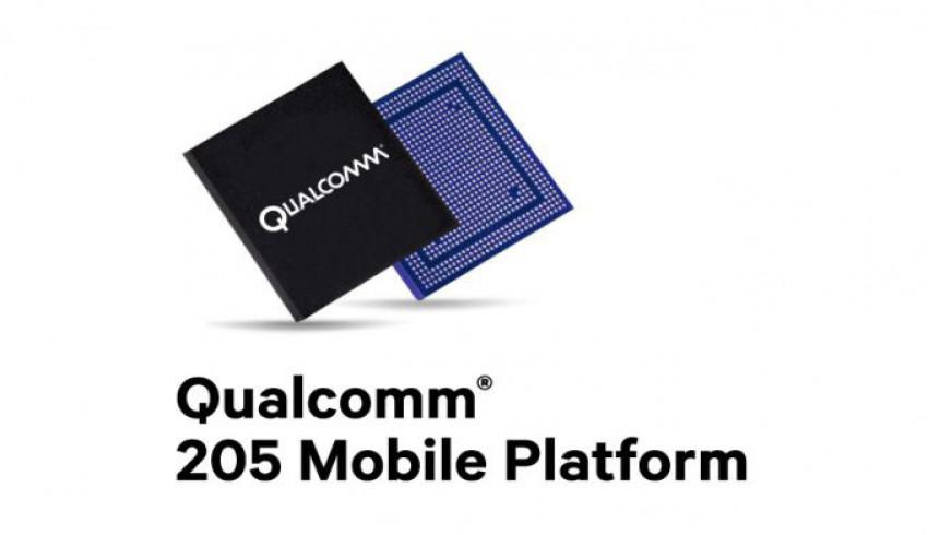 တန်ဖိုးနည်းမိုဘိုင်းဖုန်းတွေမှာ 4G အသုံးပြုနိုင်မယ့် Qualcomm 205 SoC ကို မိတ်ဆက်
