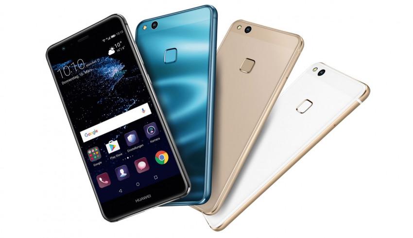 MWC မှာ မိတ်ဆက်သွားတဲ့ Huawei P10 ထက် စျေးပိုသက်သာတဲ့ Huawei P10 Lite ထွက်ရှိ