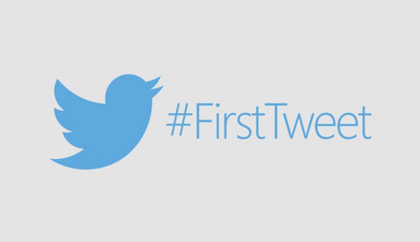 ဒီနေ့ဟာ ပထမဆုံး Tweet ကို စတင် တင်ခဲ့တဲ့နေ့ ဖြစ်ပါတယ်