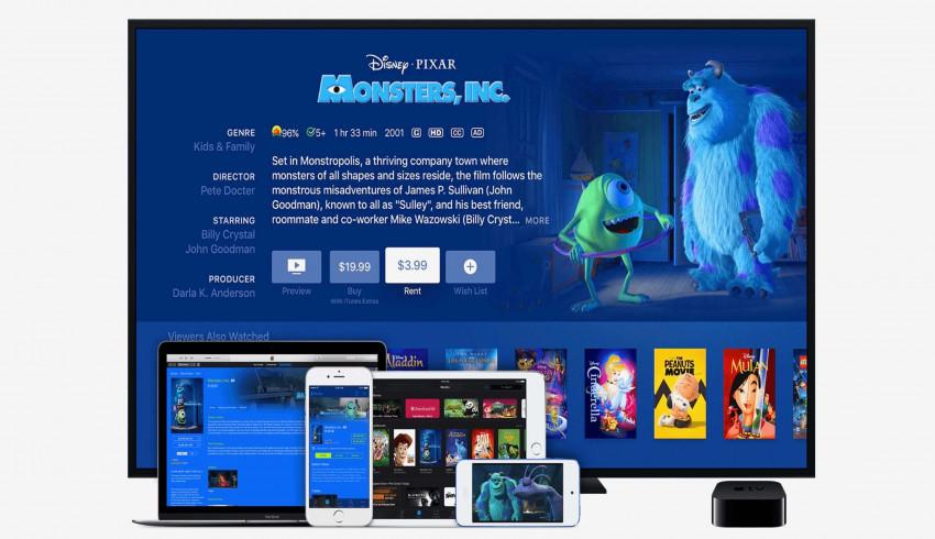 'Rent Once, Watch Anywhere' ဆိုတဲ့ Feature လေးပါဝင်တဲ့ iTunes 12.6 ကို Release လုပ်လိုက်တဲ့ Apple