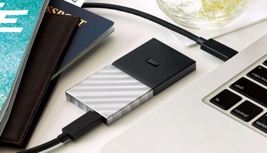 Western Digital ရဲ့ပထမဆုံး External SSD ကို မိတ်ဆက်