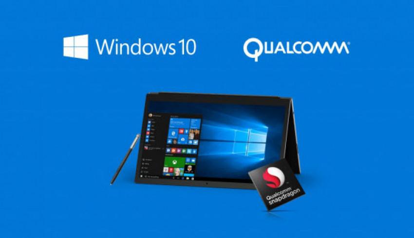 Microsoft နဲ့ Qualcomm တို့ ပူးပေါင်းပြီး Snapdragon 835 Processor သုံး Windows 10 Laptops တွေကို ထုတ်လုပ်သွားမည်