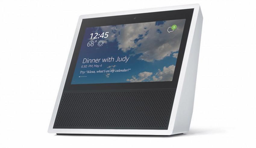 """Touchscreen ပါဝင်လာတဲ့ """"Echo Show"""" စမတ်စပီကာကို Amazon တရားဝင်မိတ်ဆက်"""